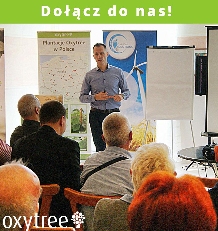 Pracuj z najlepszymi! Dołącz do zespołu Oxytree Polska