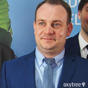 oxytree-prezes-lukasz-wilczewski-konferencja-wroclaw