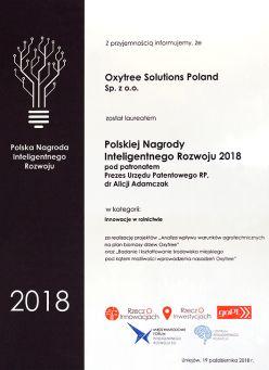 oxytree-nagroda-innowacje-w-rolnictwie